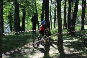 Scuola Mountain bike per bambini